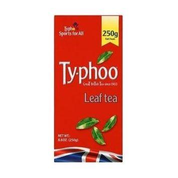 Typhoo Loose Tea 8.8oz (6 Pack)