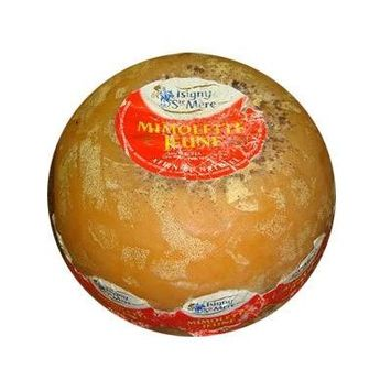 French Cheese Mimolette Jeune - 7 Lbs