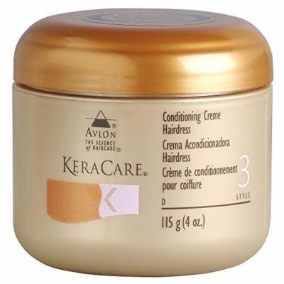 Keracare Conditioning Creme Hairdress 4oz