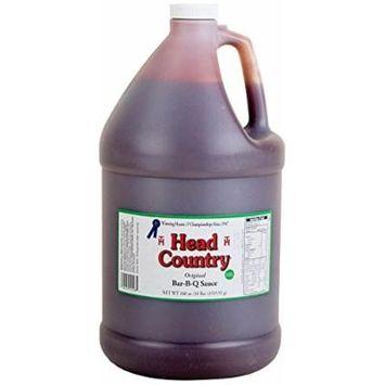 Head Country Original BBQ Sauce, 160 Fluid Ounce