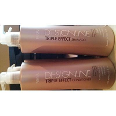 Regis Triple Effect Shampoo and Conditioner Liter Duo