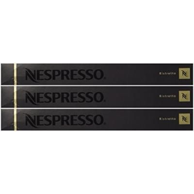 Nespresso OriginalLine: Ristretto, 30 Count