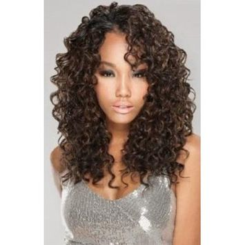 Q DIO LONG 5PCS - MilkyWay Que Human Hair MasterMix Weave Extensions #4/27