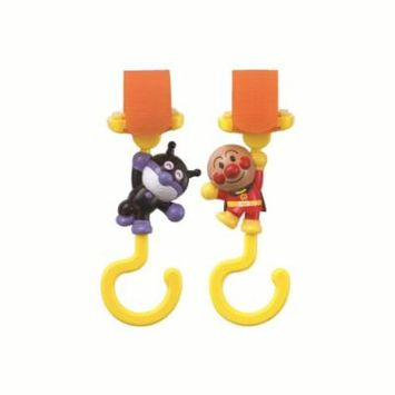 Anpanman Baby Crip Hook (Japan Import)