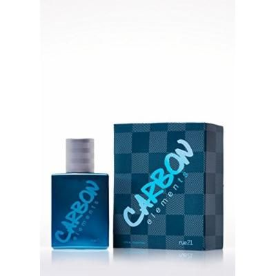 Rue 21 Guys Cologne Spray Carbon Elements, 1.7 FL Ounce