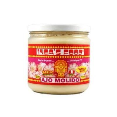 Inca´s Food - Ajo Molido 7.5 oz - Product of Peru