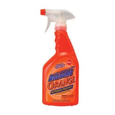 LA's Totally Awesome Orange Degreaser and Spot Remover, 22 oz., 2 Pack