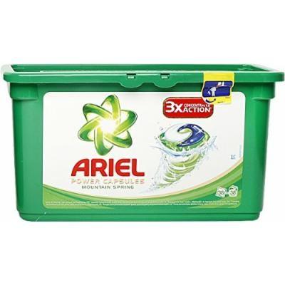 Ariel 3x Action Capsules [Authentic European] - 76 Capsules (2 x 38)