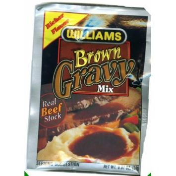 Williams Brown Gravy Mix-6 (SIX) .7oz packets