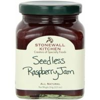 Stonewall Kitchen Jam, Seedless Raspberry, 12.5 Ounce