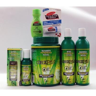 Crece Pelo Hair Growth Super Saving Combo Set-I