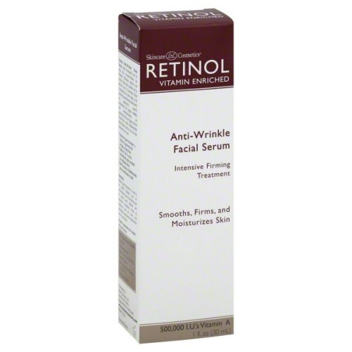 Skincare LdeL Cosmetics Retinol Enriched Anti-Wrinkle Facial Serum