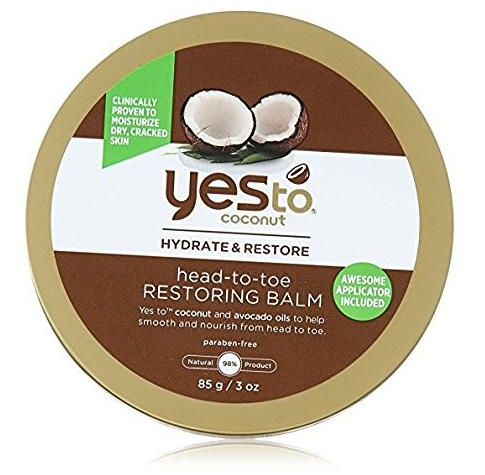 Yes To Coconut Hydrate & Restore Head-to-toe Restoring Balm