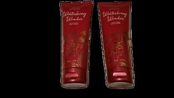 Brand Winterberry Wonder 8 Oz Body Cream Bath & Body Works