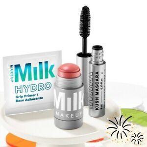 Milk Makeup 3 Ml Mascara & Lip + 6 Mini Cheek & 1.5 Ml Primer Travel Set