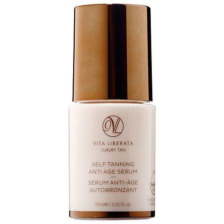 Vita Liberata Self Tanning Anti Age Serum 0.5 oz