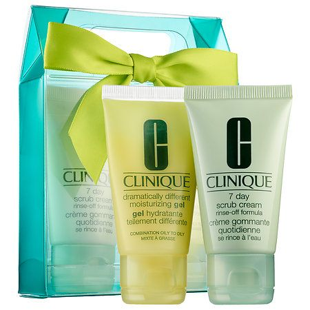 Clinique Sparkle & Glow Set for Combination Oily to Oily