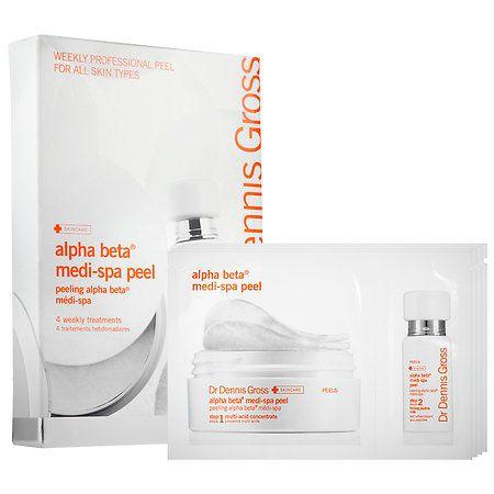 Dr. Dennis Gross Skincare Alpha Beta(R) Medi Spa Peel 4 weekly treatments