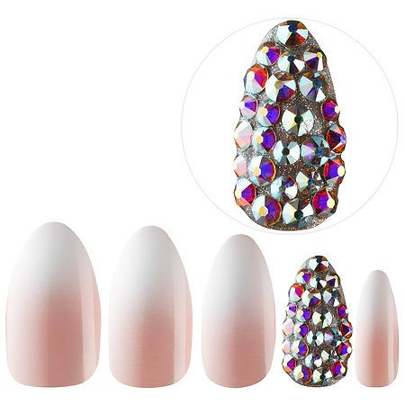 Static Nails All In One Pop-On Manicure Kit: Mademoiselle Mademoiselle