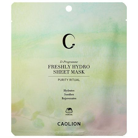 Caolion Freshly Hydro Sheet Mask 1 x 1.05 oz mask