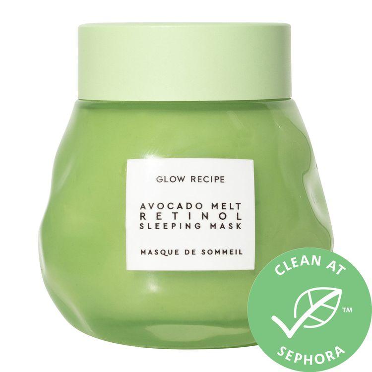 Glow Recipe Avocado Melt Retinol Sleeping Mask