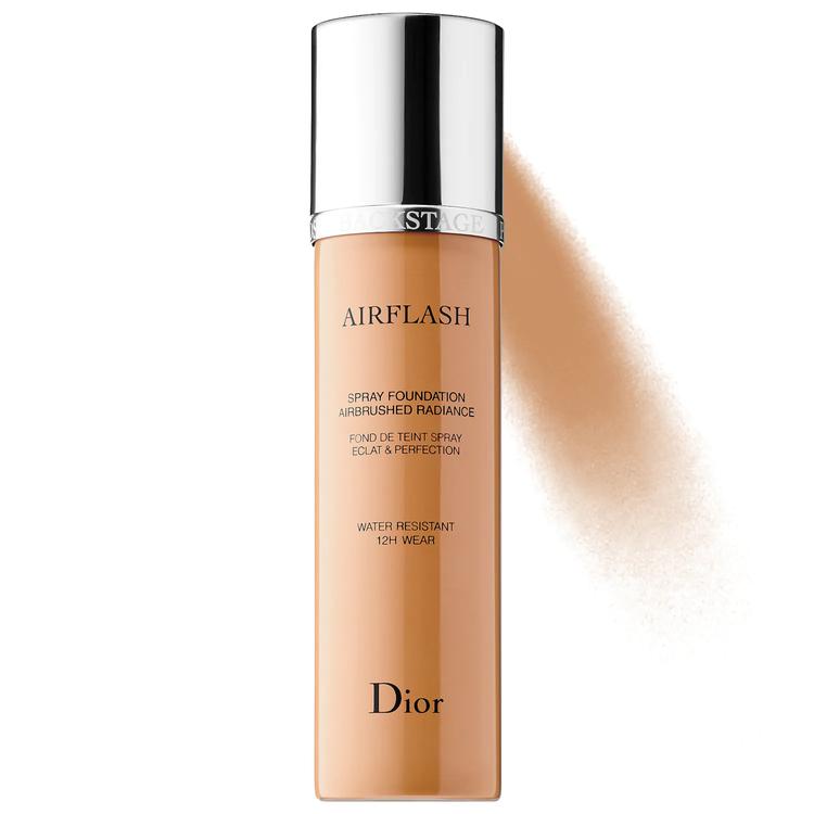 Dior Backstage Airflash Foundation - Spray Foundation - Airbrushed Radiance - 1W #1W