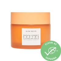 Glow Recipe Papaya Sorbet Smoothing Enzyme Cleansing Balm