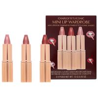 Charlotte Tilbury Mini Iconic Matte Revolution Lipstick Trio