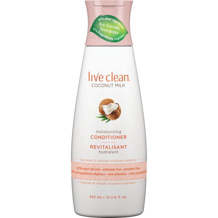 Live Clean Coconut Milk Moisturizing Conditioner