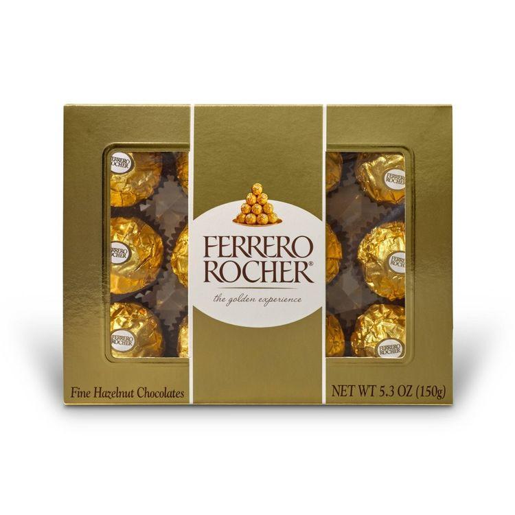 Ferrero Rocher® Fine Hazelnut Chocolates