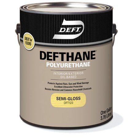 Deft Defthane Polyurethane Finish
