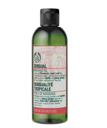 THE BODY SHOP® Sensual Massage Oil