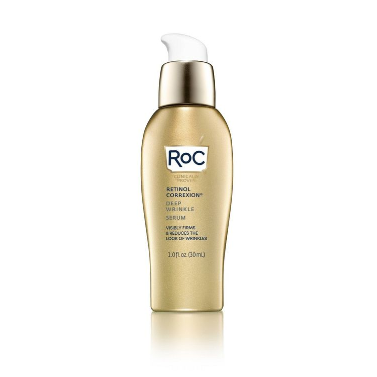 Roc® Retinol Correxion® Deep Wrinkle Serum