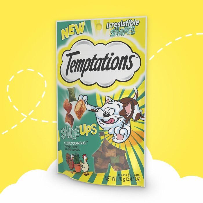 TEMPTATIONS™ ShakeUps Shake Ups Cluck Carnival