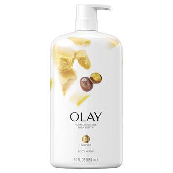 Olay Ultra Moisture   Body Wash   Shea Butter