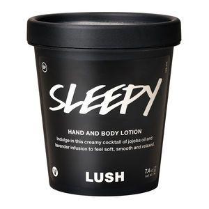 LUSH Cosmetics Sleepy Body Lotion