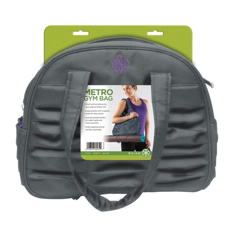 Gaiam Metro Gym Bag