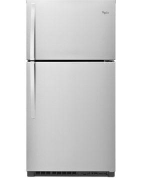 Whirlpool WRT511SZDM 21.3 Cu. Ft. Stainless Steel Top Freezer Refrigerator