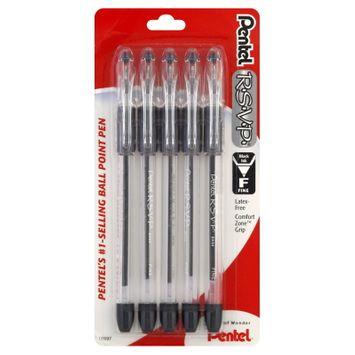 Pentel R.S.V.P. Ballpoint Pens