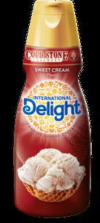 International Delight Cold Stone Sweet Cream