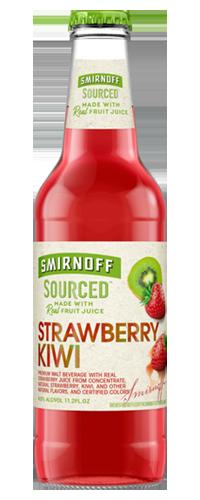SMIRNOFF Sourced Strawberry Kiwi