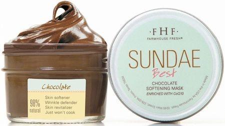 FarmHouse Fresh Sundae Best - Chocolate Softening Mask With CoQ10