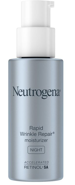 Neutrogena® Rapid Wrinkle Repair® Night Moisturizer