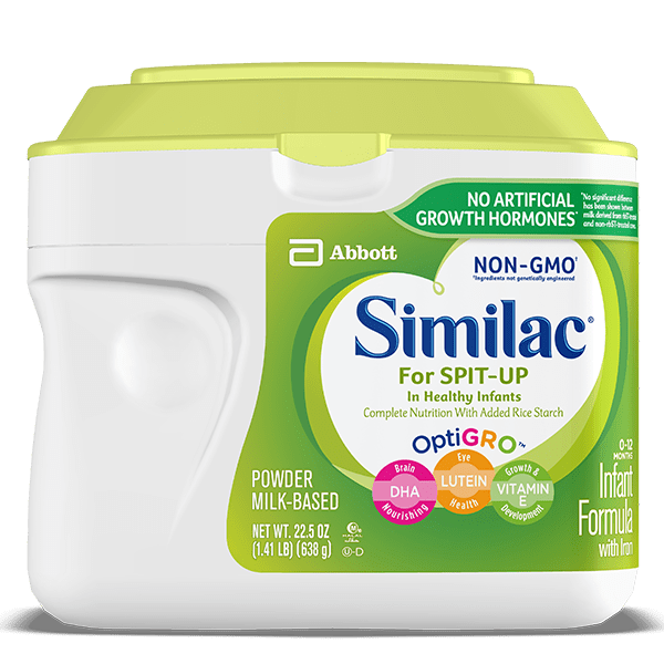 Similac For Spit-Up NON-GMO