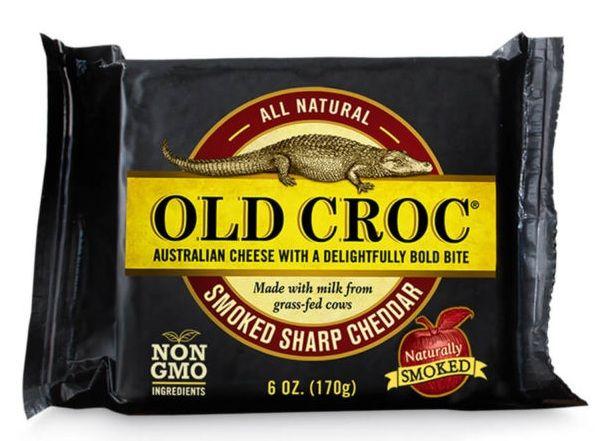 OLD CROC® Smoked Sharp Cheddar
