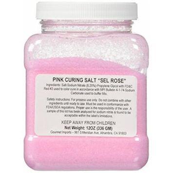 D.Q. Pink Curing Salt in a Twist Off Jar