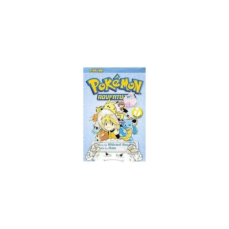 Pokemon Adventures 7 (Paperback)