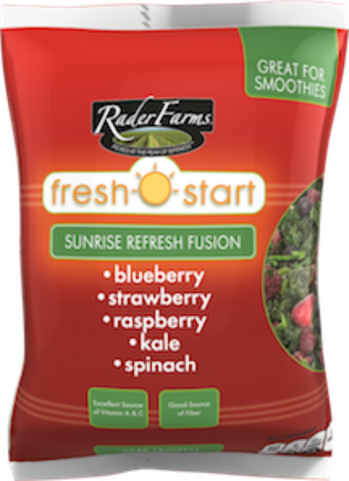 Rader Farms Fresh Start Sunrise Refresh Fusion
