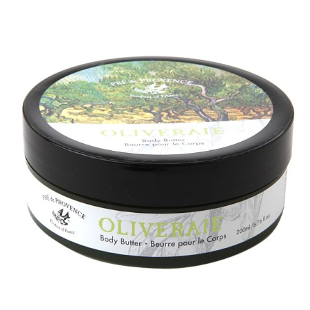 Pre de Provence Oliveraie Body Butter, Olive Grove, 6.76 oz