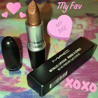 M.A.C Cosmetics Metallic Lipstick uploaded by Influenster M.
